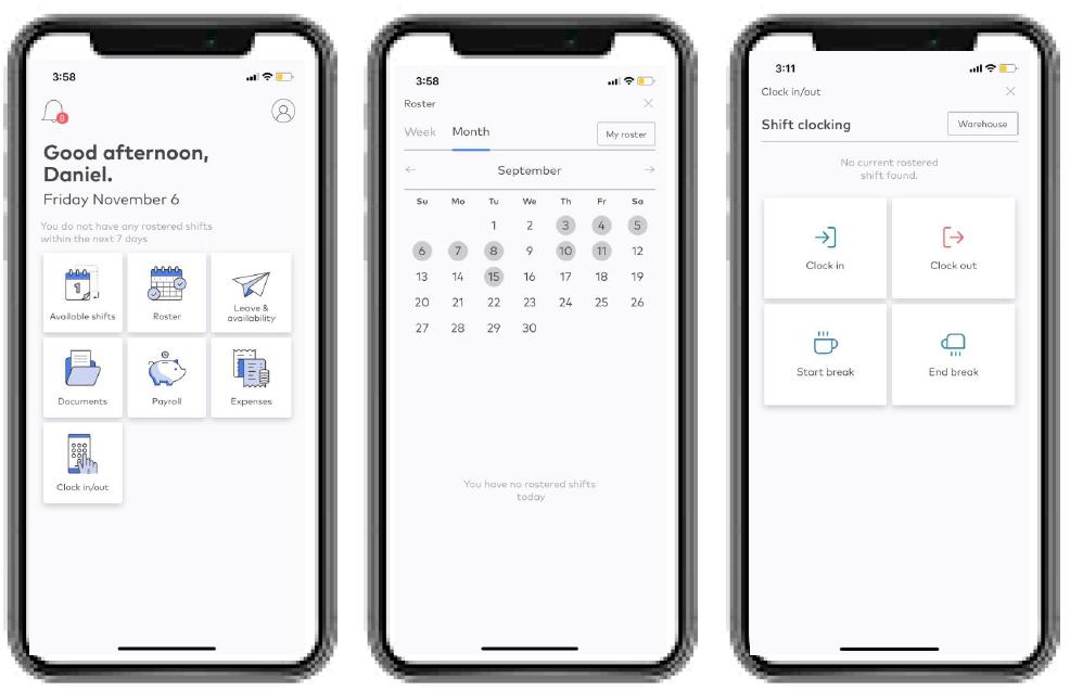 Mobile selfservice